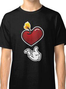 C'mon Baby Light My Fire Classic T-Shirt
