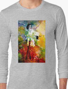 HAT TRICK ANYONE? Long Sleeve T-Shirt