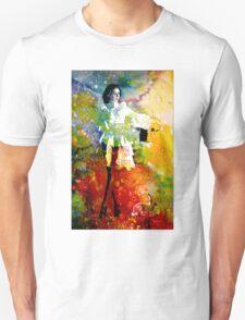 HAT TRICK ANYONE? Unisex T-Shirt