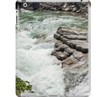 The Rush of the River 5 iPad Case/Skin