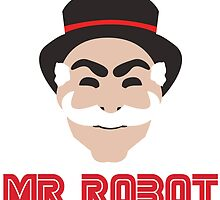 F-Society Mr Robot by T J B