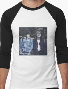 Kian & Jc blue Men's Baseball ¾ T-Shirt