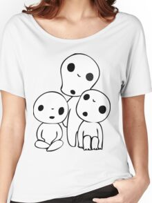 Princess Mononoke Kodama Women's Relaxed Fit T-Shirt