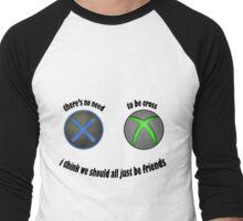 No need to be cross Men's Baseball ¾ T-Shirt