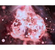 Pink Diamond In The Raw Photographic Print