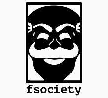 F-Society Mr Robot fsociety Unisex T-Shirt