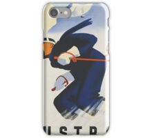 Austria Ski iPhone Case/Skin