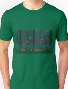 A Skeleton Halloween Unisex T-Shirt