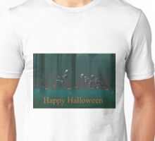 A Skeleton Halloween Unisex T-Shirt