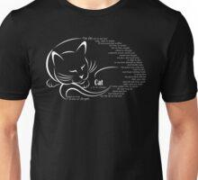 CAT - J.R.R. Tolkien Unisex T-Shirt