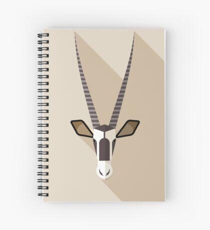 Oryx Spiral Notebook