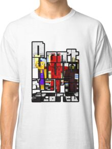 Don't Hug Me I'm Scared - Minecraft Version Classic T-Shirt