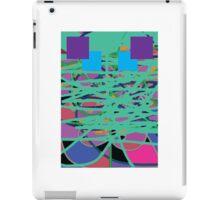Digital Graffiti iPad Case/Skin