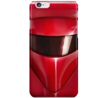 Faces of the Empire - Red Guard iPhone Case/Skin