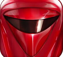 Faces of the Empire - Red Guard by TrendSpotter