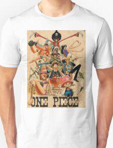 ONE PIECE - TEAM LUFFY  T-Shirt