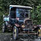 1914 Model T Ford - HDR by akaurora