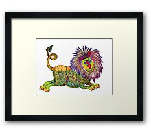 Mythical creature Framed Print