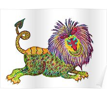 Mythical creature Poster