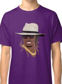 Hip Hop Portrait 8 Classic T-Shirt