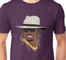 Hip Hop Portrait 8 Unisex T-Shirt