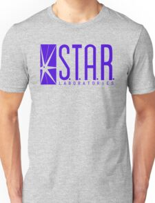 STAR Labs blue variant Unisex T-Shirt