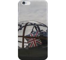 RAF Lancaster Turret Gun iPhone Case/Skin