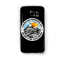 Mountain Wanderlust. Samsung Galaxy Case/Skin