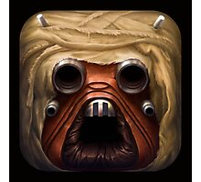 Faces of the Empire - Tusken Raider Photographic Print