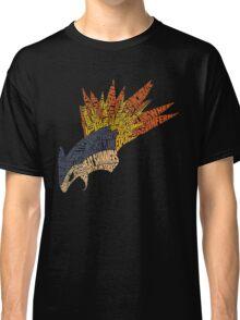 Pokemon - Typhlosion - Typography Classic T-Shirt