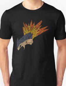 Pokemon - Typhlosion - Typography T-Shirt