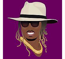 Hip Hop Portrait 8 Photographic Print