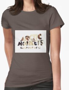 arctic monkeys, snap out of it Womens Fitted T-Shirt