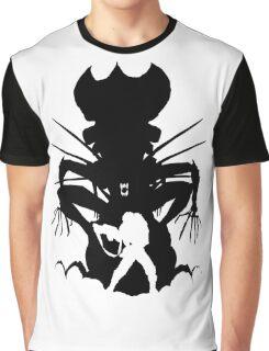 Queen Alien Graphic T-Shirt