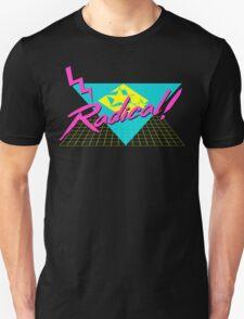 Radical 80s Retro T Shirt T-Shirt