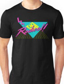Radical 80s Retro T Shirt Unisex T-Shirt