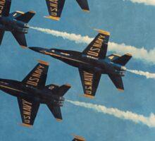 Fighter jets Motivation Sticker