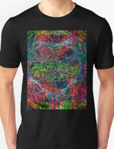 Abstract Animal Collective  T-Shirt