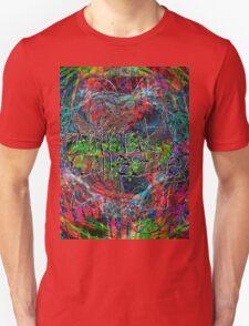 Abstract Animal Collective  T-Shirt