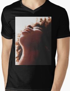 Ecstacy - Calm, love, erotic art, sexy t-shirts Mens V-Neck T-Shirt