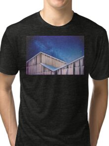 Structure And Stars Tri-blend T-Shirt