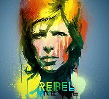 Rebel Rebel by Mark Dickson