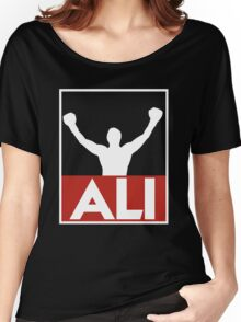 Muhammad Ali - Victory Women's Relaxed Fit T-Shirt