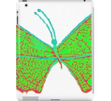 jingle butterfly iPad Case/Skin
