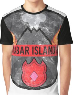 Cinnabar Island Gym Graphic T-Shirt