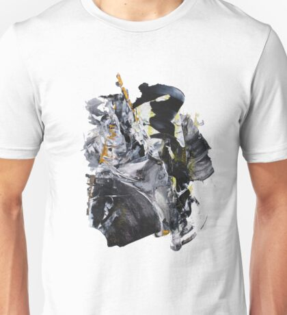 """Snake Bites Mounting!"" - Big Original Wall Modern Abstract Art Painting  Unisex T-Shirt"