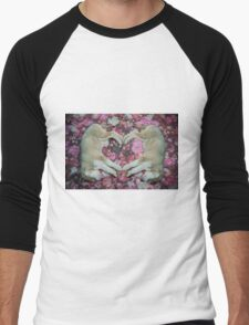 I Heart You. Men's Baseball ¾ T-Shirt