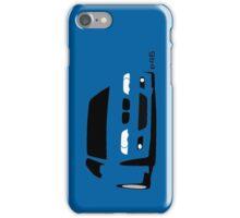 Simple E46 mid-corner iPhone Case/Skin