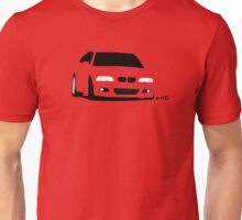 Simple E46 mid-corner Unisex T-Shirt