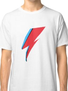 David Bowie / Ziggy Stardust Makeup Classic T-Shirt